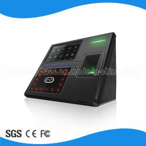 4.3 Inch Touch Screen Biometric Access Controller Fingerprint & Face Time Attendance pictures & photos