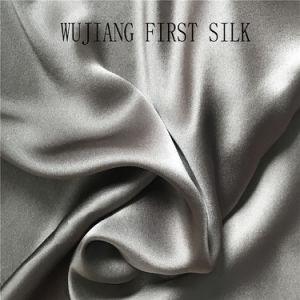Silk Cotton Blend Satin Fabric pictures & photos