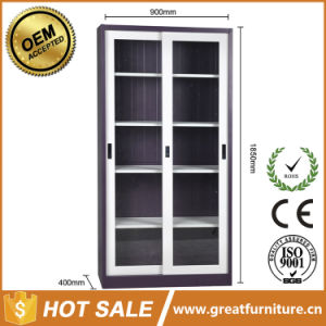 2016 Latest Sliding Glass Doors Fold Steel File Cabinet pictures & photos