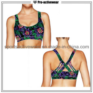 Wholesale Custom Hot Selling Sexy Yoga Bras pictures & photos
