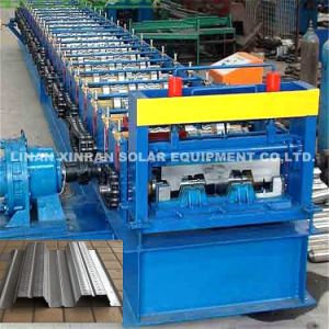 Floor Decking Roll Forming Machine Supplier pictures & photos