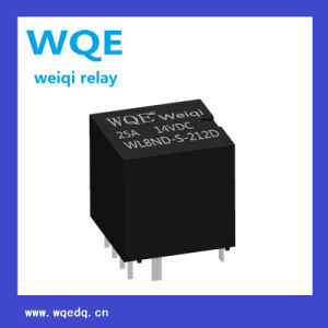 (WL8ND) Miniature Automotive Relay 25A 14V Auto Parts pictures & photos