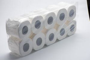 Custom Printed Logo Toilet Paper pictures & photos