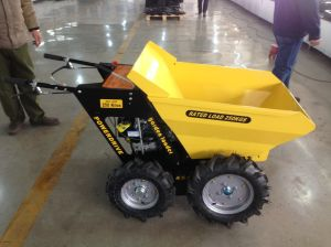 Small Palm Tractor 4WD Mini Dumper By250s with Ce pictures & photos