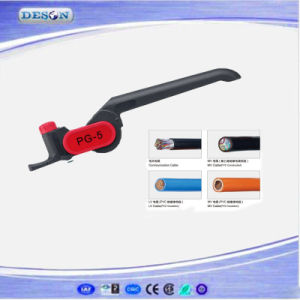 Electric Cable Knife for Layer of Insulation on Cable pictures & photos
