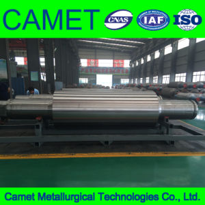 Big Size Large Forged Steel Mill Roll for Cold Rolled Plate pictures & photos