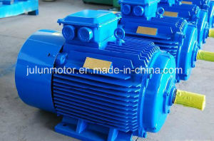 Ie2 Ie3 High Efficiency 3 Phase Induction AC Electric Motor Ye3-355L2-10-160kw pictures & photos