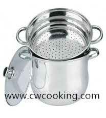 3PC Stainless Steamer Couscous Pot pictures & photos