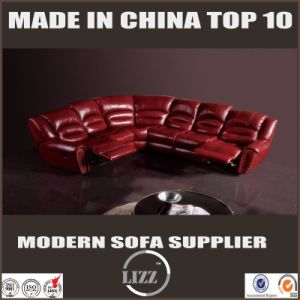 2017 Hot Sell Leather Recliner Lz851 pictures & photos