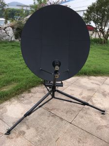 1.2m Carbon Fiber Flyaway Satellite Antenna pictures & photos