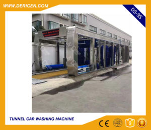 Dericen Ds9s Automatic Tunnel Car Wash Machine Prices with Stainless Steel pictures & photos