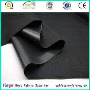 Soft PVC Coated 64t 500*300d Thin Fabric for Light Weight Bags pictures & photos
