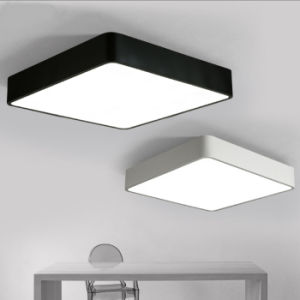 RF Remote Control Acrylic Light Modern Square Dimmable LED Ceiling Lamp Light for Bedroom pictures & photos