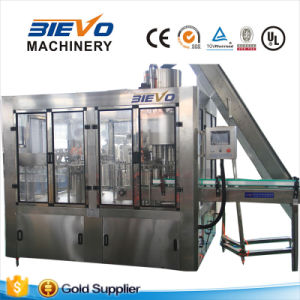 Bottle Soft Drink Filling Machine for Soft Drink Production Line pictures & photos