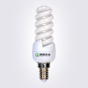 T3 Full Spiral Energy Saving Bulb 9W CFL Bulb pictures & photos