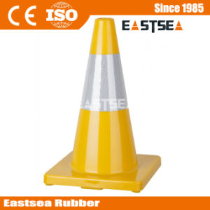 Colored Road PVC 36 Inch Traffic Safety Cone (DH-TC-90WB) pictures & photos