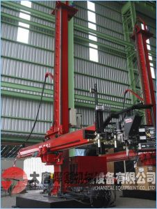 Meedium Type Welding Manipulator Dlh6070 pictures & photos