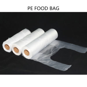 HDPE/LDPE/PE Plastic Disposable Food Produce Bags pictures & photos