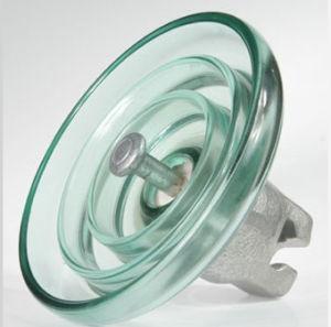 China IEC 100kn Disc Insulator Glass U100 - China Pin Insulator, Electric Insulator pictures & photos