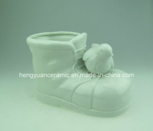 New Design with Bird and Shoes for Garden Decoration pictures & photos