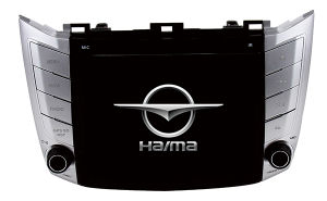 Car DVD Player for Haima M3 with Radio RDS Bluetooth iPod and ISDB-T pictures & photos