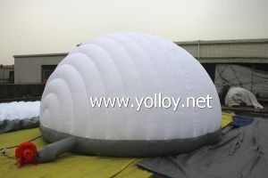 Inflatable Luna Dome Party Tent pictures & photos