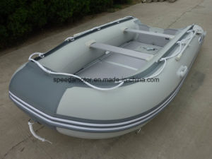 Ce PVC Hull Material Inflatable Boat 360 pictures & photos