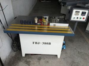 PVC Woodworking Manual Edge Banding Machine pictures & photos