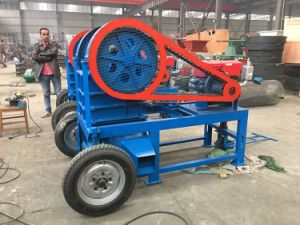 New Jaw Rock Crusher/ Mining Jaw Crusher for Hot Sale pictures & photos