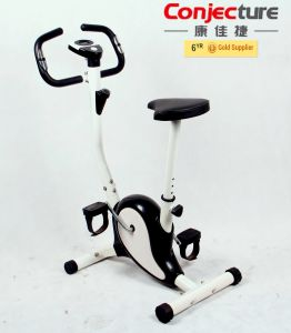 High-Quality Home Fitness Equipment with Heart Rate Monitor (white) pictures & photos