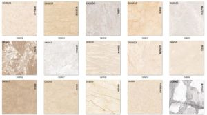 Building Material of Marble Glazed Flooring Tile 600X600mm pictures & photos