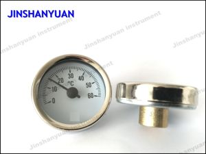 Bt-006 Stainless Steel Bimetal Thermometer/Water Temperature Thermometer pictures & photos