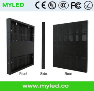 P6.25 Indoor and Outdoor Full Color Die Casting LED Display pictures & photos