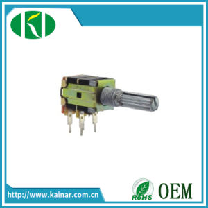 13mm Carbon Rotary Potentiometer with Metal Shaft Sk12-2k2-2 pictures & photos