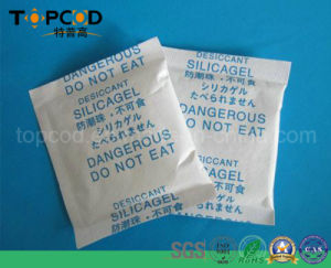 Desiccant Beads Silica Gel Pouch in Tyvek Packet pictures & photos