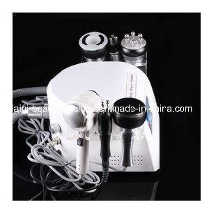 8in1 Vacuum Cavitation Tripolar Sextupolar Bipolar RF Cold Bio Photon Slimming Machine and Massage with Skin Detox pictures & photos