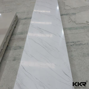 Bespoke Marble Look Corian Acrylic Solid Surface Slabs pictures & photos