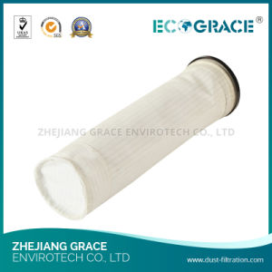 Cement Plant Smoking Filtration Polyester PE Filter Media Dust Bag pictures & photos
