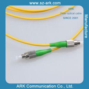 Optical Fiber Singlemode Simplex FC-FC 3.0mm Patchcord pictures & photos