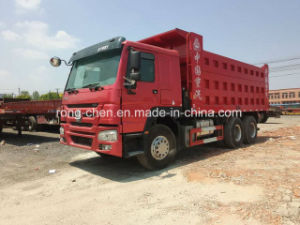 Used Sinotruk HOWO Tipper Truck of 6X4 HOWO Dump Truck pictures & photos