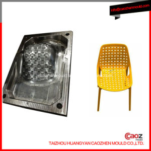 Three Back Insert/ Plastic Armless Adult Chair Mould pictures & photos