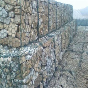 China Professional Factory Hot DIP Galvanized Welded Gabion Basket/ Box pictures & photos