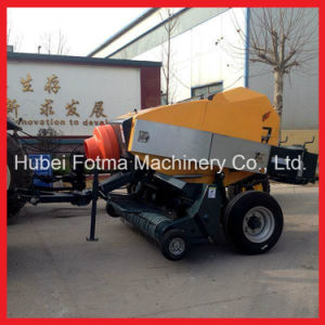 Tractor Square Baler Machine, New Square Hay Baler pictures & photos