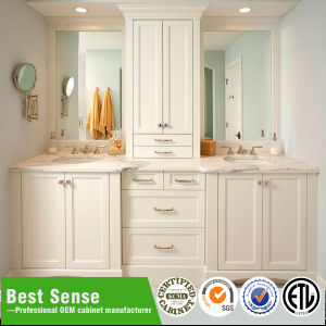 Luxury New Design Wooden Bathroom Cabinet pictures & photos