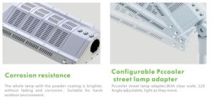 China Supplier 5 Years Warranty 60W LED Street Lights Cost pictures & photos