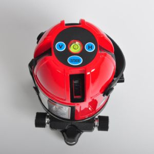 Red Line Automatic Multi Line Laser Level pictures & photos
