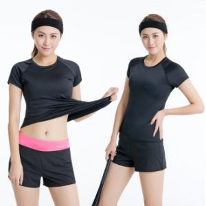 Hot Selling Top Quality Women Yoga Wear Suits pictures & photos