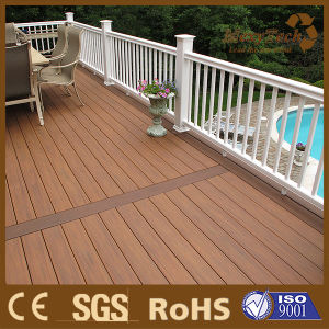 Foshan New WPC Coextrusion Outdoor Decking pictures & photos