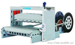 Professional Veneer Slicing Machine in Good Quality pictures & photos