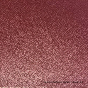 Gold PVC Leather for Furniture, Office Chair, Massage Chair pictures & photos